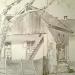 Kis öreg ház Óbudán