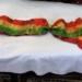 Elásva várta feltámadását a nemzeti színű szalag