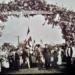 1940. Magyar honvédség vonul át Székelyvaján